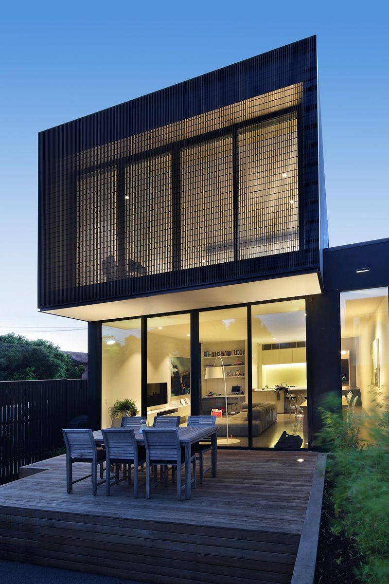 Cube House By Carr Design Group | Compact Living | Pinterest ...
