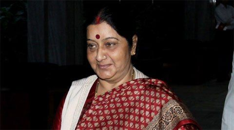 Beginning of new era made by India and Pakistan: Sushma Swaraj