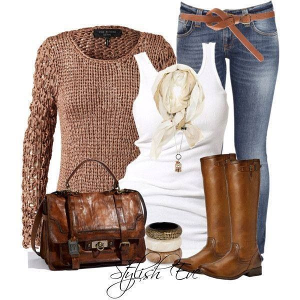 Fall fashion from The London Look