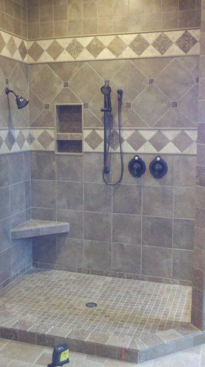 Diagonal Tile Options Shower Tile Bathroom Redo Shower Tile