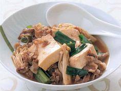 [肉豆腐] 料理レシピ みんなのきょうの料理