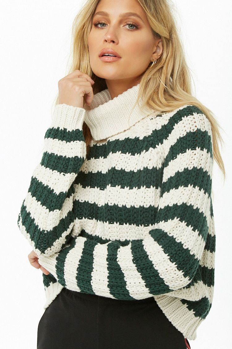 Scotch /& Soda Girls Turtle Neck in Knitted Rib with Details Cardigan