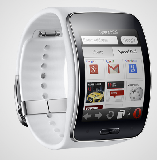 A little over a month ago, Samsung unveiled its new Gear S smartwatch, a…