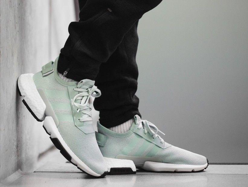 ADIDAS Originals POD S3.1 BOOST Sneaker Mens vapor green