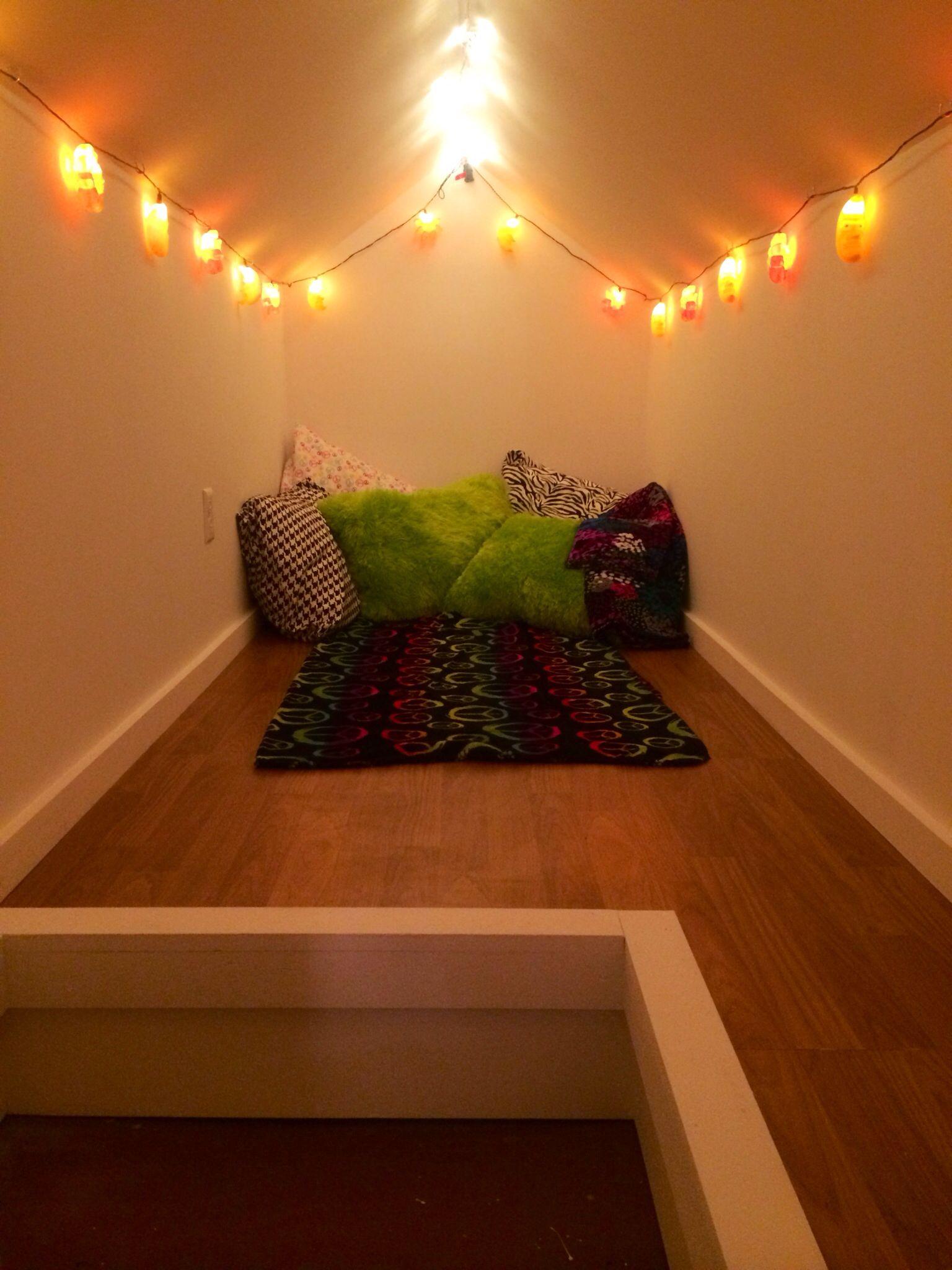 Secret Attic Room