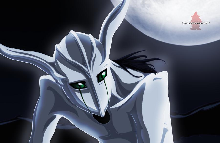 Hollow Form Of Ulquiorra By Ioshik On Deviantart Bleach Anime Bleach Anime Anime