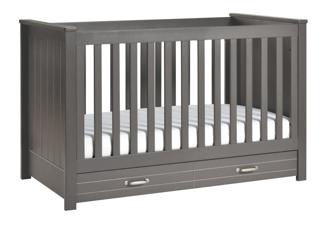 Asher 3 In 1 Convertible Crib Convertible Crib Cribs Crib Sets