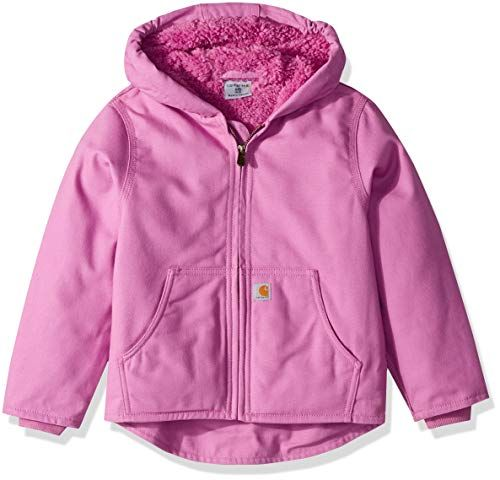 675ea3cfe Carhartt Girls' Redwood Jacket Sherpa Lined - https://boutiquecloset.com/