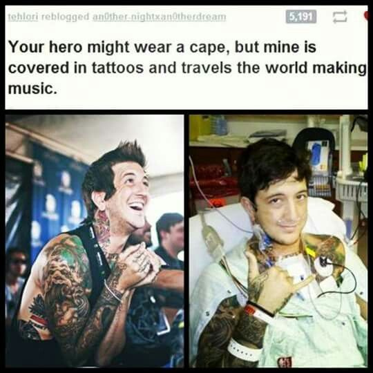 One of my many heroes <3