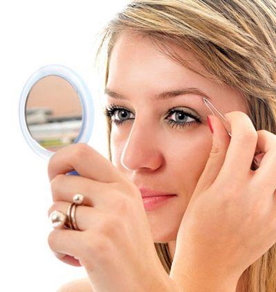 Aprendiendo a maquillas los tipos de cejas