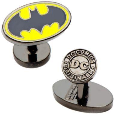 Batman cufflinks!