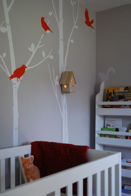 decorating a children's room with a birdhouse ein kinderzimmer mit, Schlafzimmer design