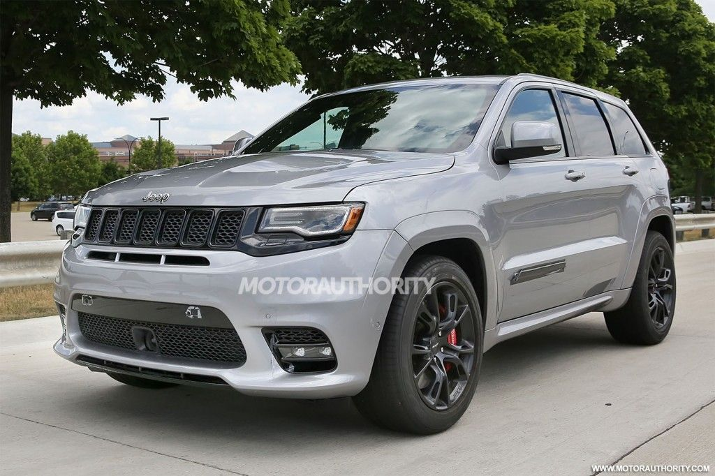2017 Jeep Grand Cherokee Trackhawk Release Date Price Jeep Grand