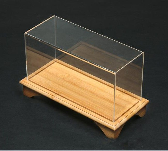 Hot Sale Custom Acrylic Box Acrylic Exbihition Box Custom