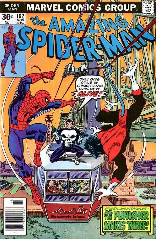 The Amazing Spider-Man (Vol. 1) 162 (1976/11)