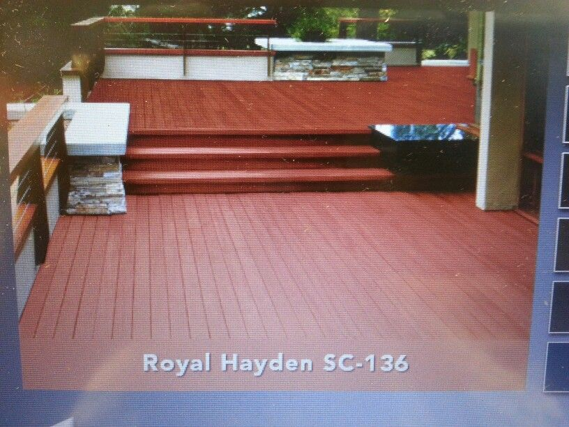 Back Deck Stain Color Staining Deck Deck Stain Colors Outdoor Projects