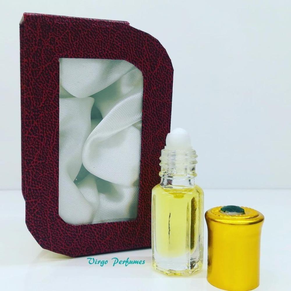 Agarwood White Oudh 3ml Arabian Quality Attar Oil Perfume By