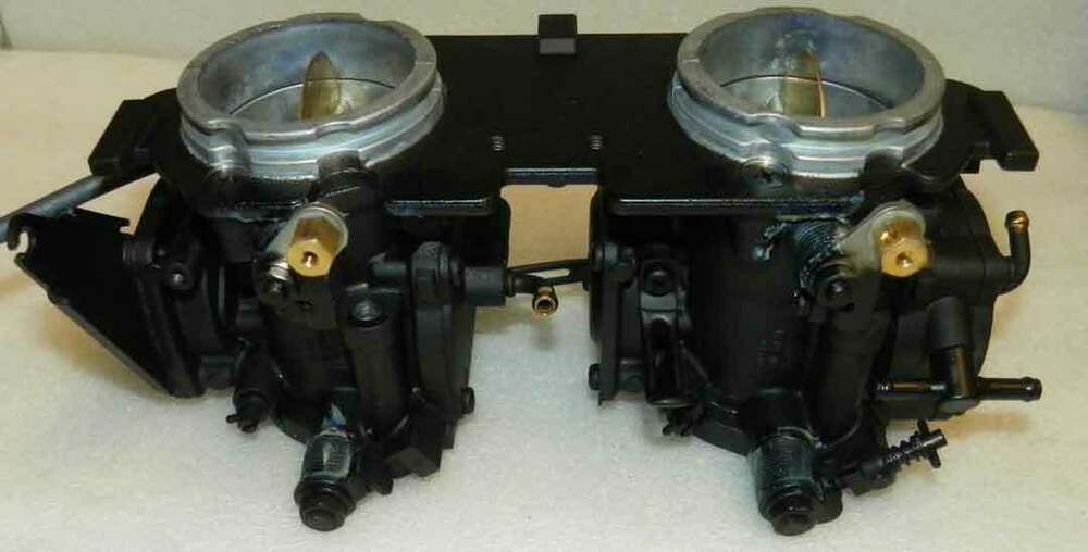 Mikuni Carburetor 46mm Sea Doo 951 Ltd 1998 Twin Bn46i 42 B4 270500331 Mikuni Mikuni Carburetor Water Crafts Seadoo