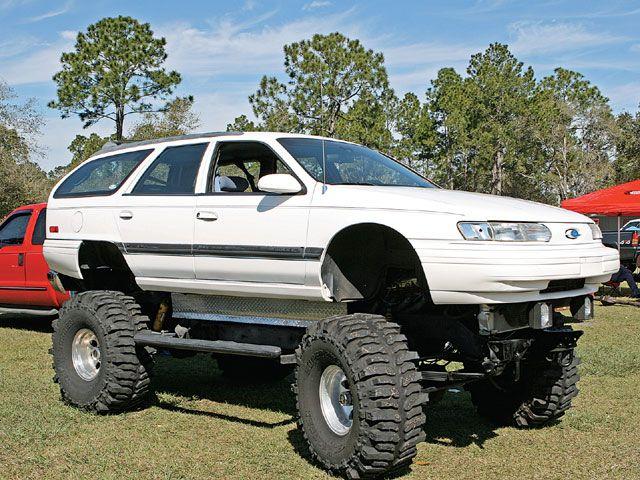 Ford Taurus L  Wagon