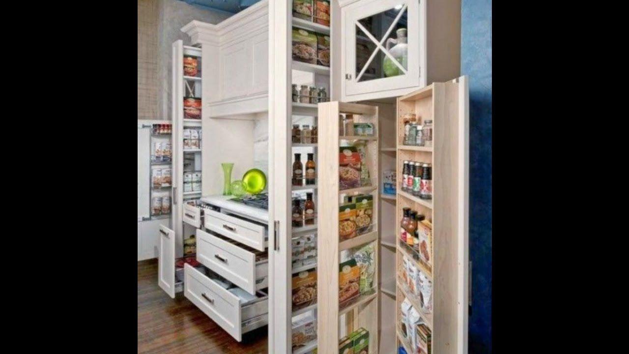 40 Kitchen Storage and Hidden Ideas 2017 - Amazing Design for kitchen Pa...