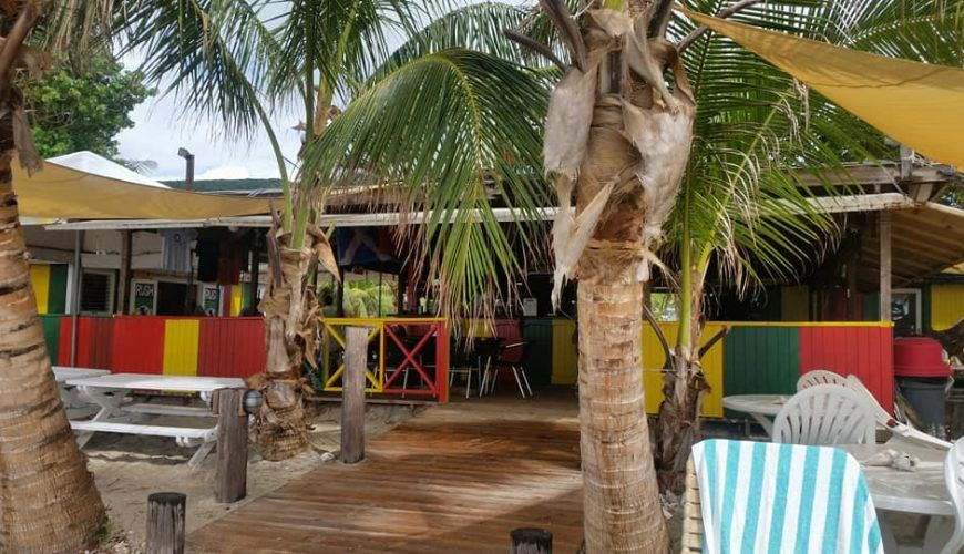 Reggae Beach Bar Grill Bars