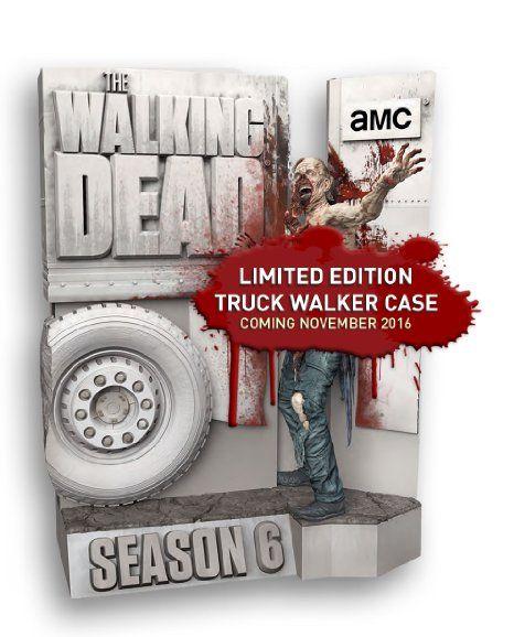 COMING SOON! The Walking Dead Season 6 Limited Edition BD/UV [Blu-ray]