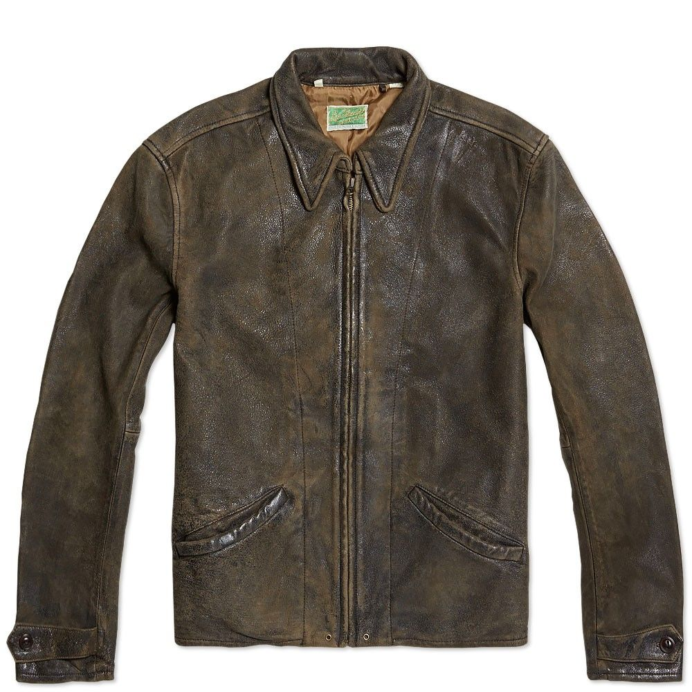 Levi's Vintage Leather Jacket Skyfall SOLETOPIA Mens