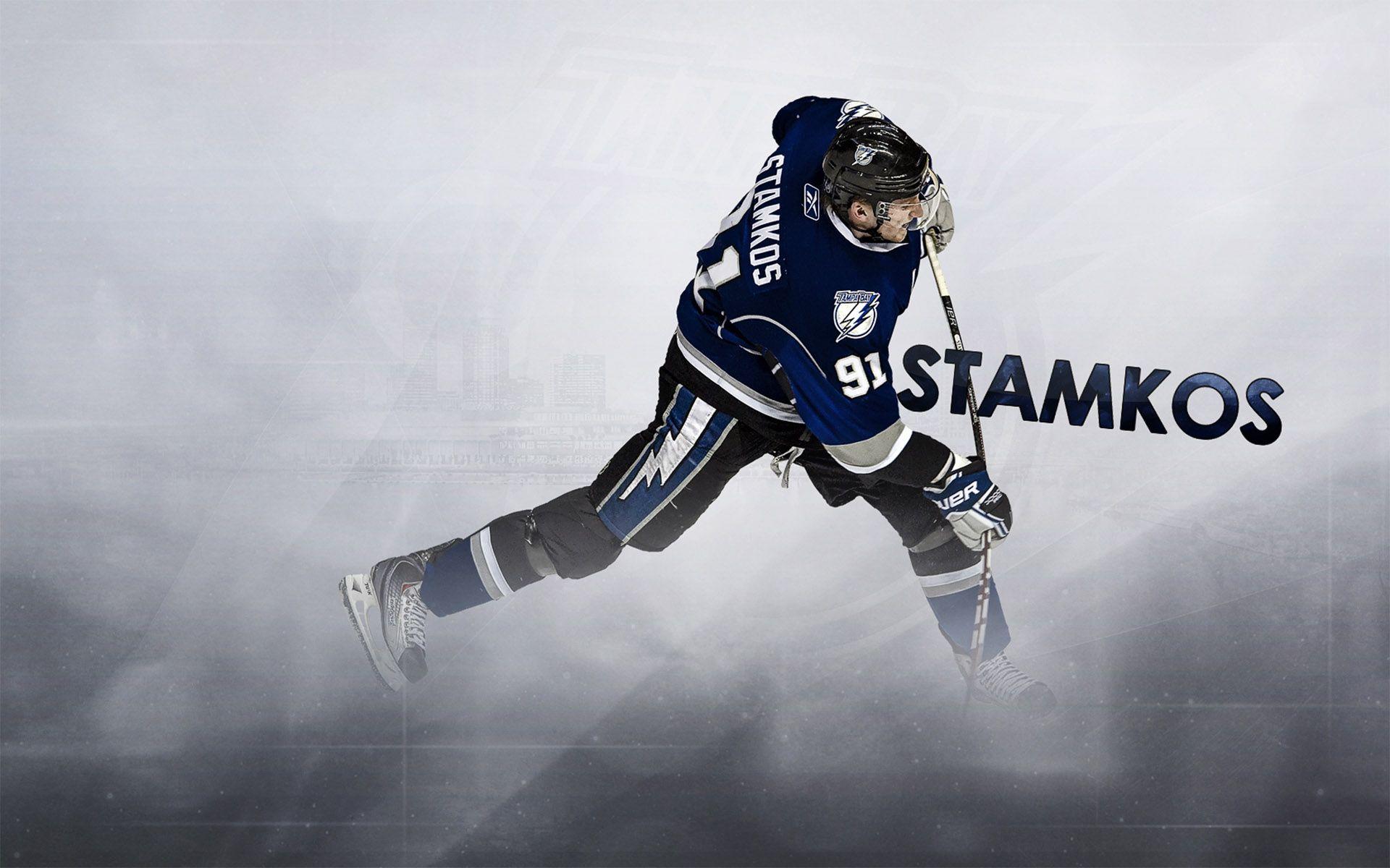 Stevenstamkos nhl hockey background wallpaper http - Nhl hockey wallpapers ...
