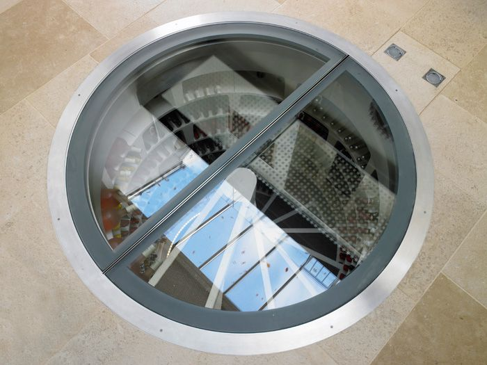 An In Ground Spiral Wine Cellar Awesome Wine Cellar Spiral Wine Cellar Cellar
