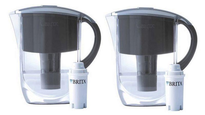 new $5/1 brita pitcher & filters coupon + walmart & target deals ...