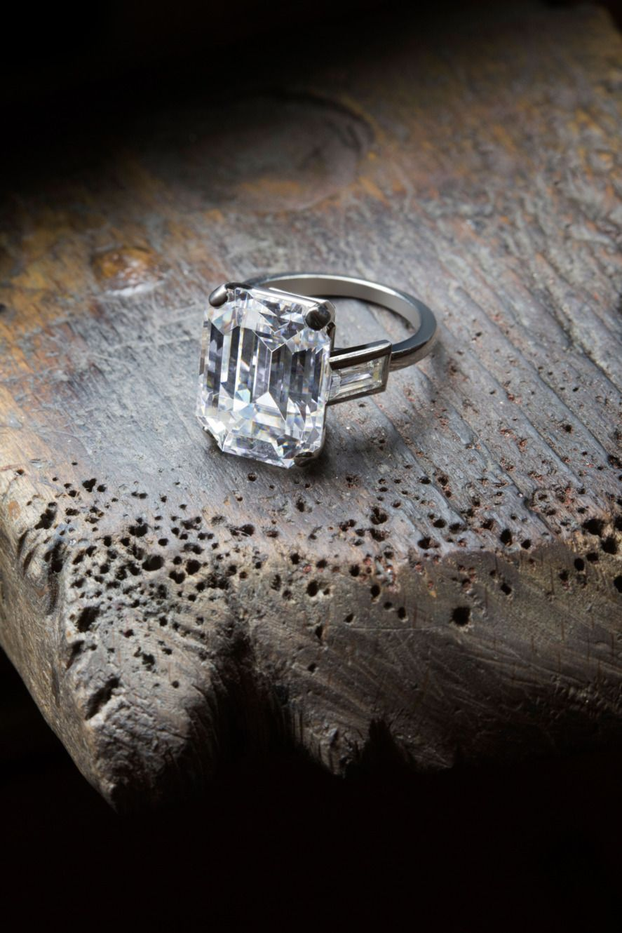 Reproduction Of The Engagement Ring Heirlooms Pinterest