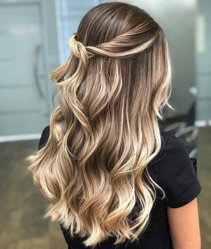 50+ Special Hair Color Ideas for Brunettes for Fall #fallhairstyle #hairstylefor ... #fallhaircolorforbrunettes