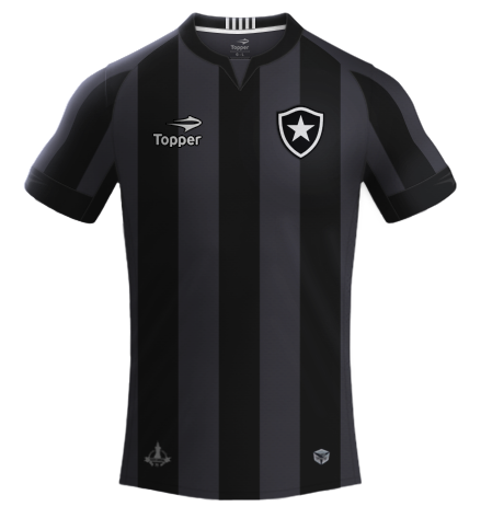 1431425c9c ... FutFanatics e39a802ca7603e  BOTAFOGO TOPPER 2016 2017 LK Camisas camisas  de futebol ... a4cf212b681717 ...