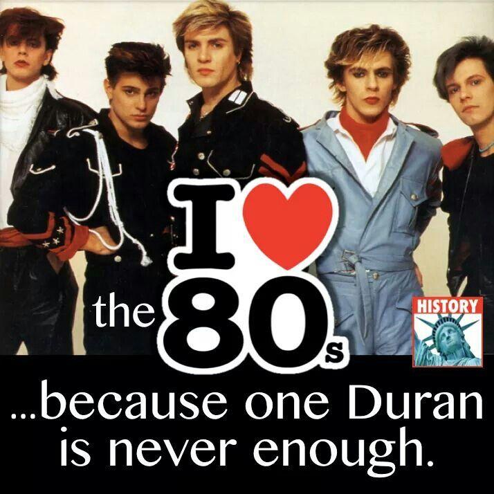 Pin By Jennifer Knight On 1980 S Duran Pop Music