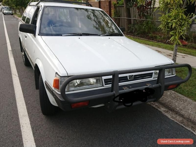Subaru L Series Wagon subaru leone forsale australia