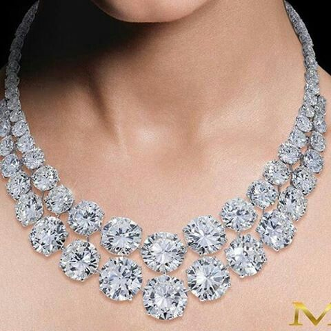 from expensive necklaces diamond marie necklace christie the world most s pendant to a worlds antoinette million
