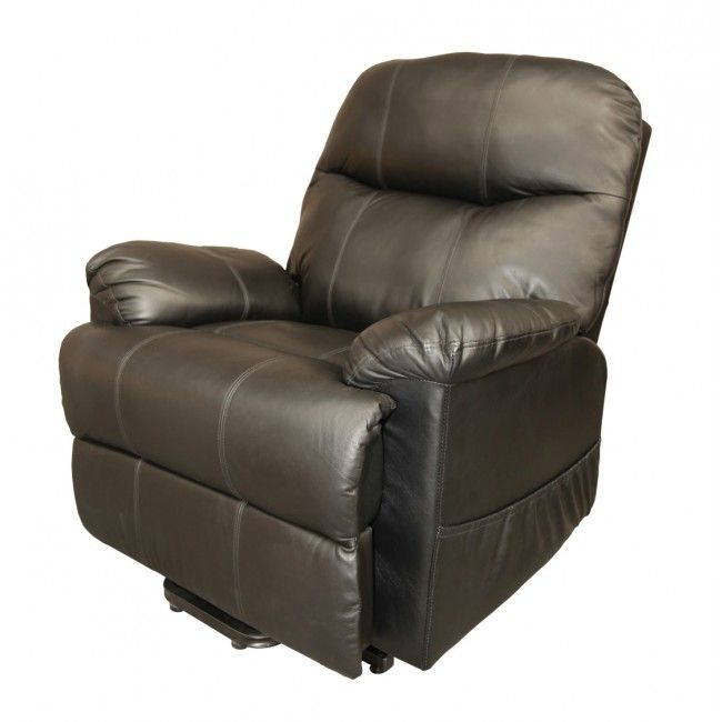 Power Recliner Chairs Uk Menards Lawn Lounge Capri Riser Http Www Simplelifemobility Co M Brand Single Motor Real Leather