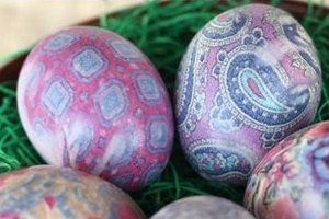 Как красить яйца на Пасху | Пасха, Украшение яйца, Яйца