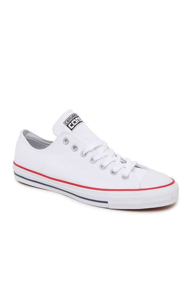 b9d8d3c7079d Converse Chuck Taylor All Star Pro Shoes - Mens Shoes - White Red Navy