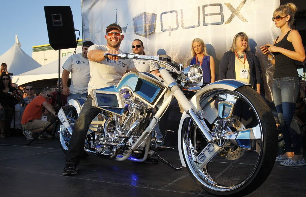 American Chopper Star Paul Jr Draws Thousands To Valley View