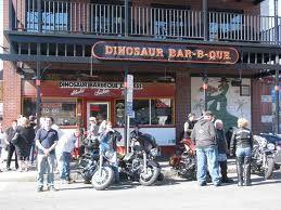 The Original Dinosaur Bar-B-Que