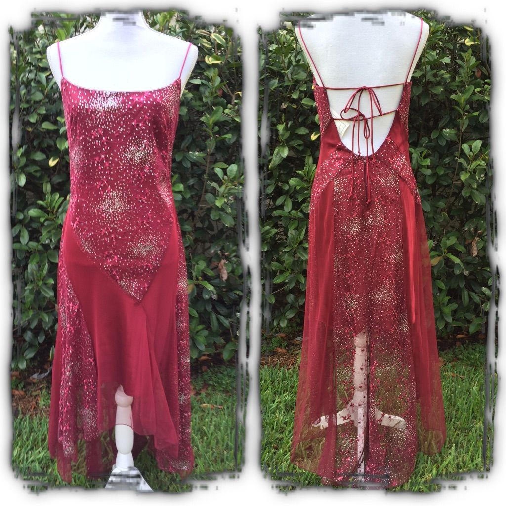 Nwt rust colored evening gown rust and products