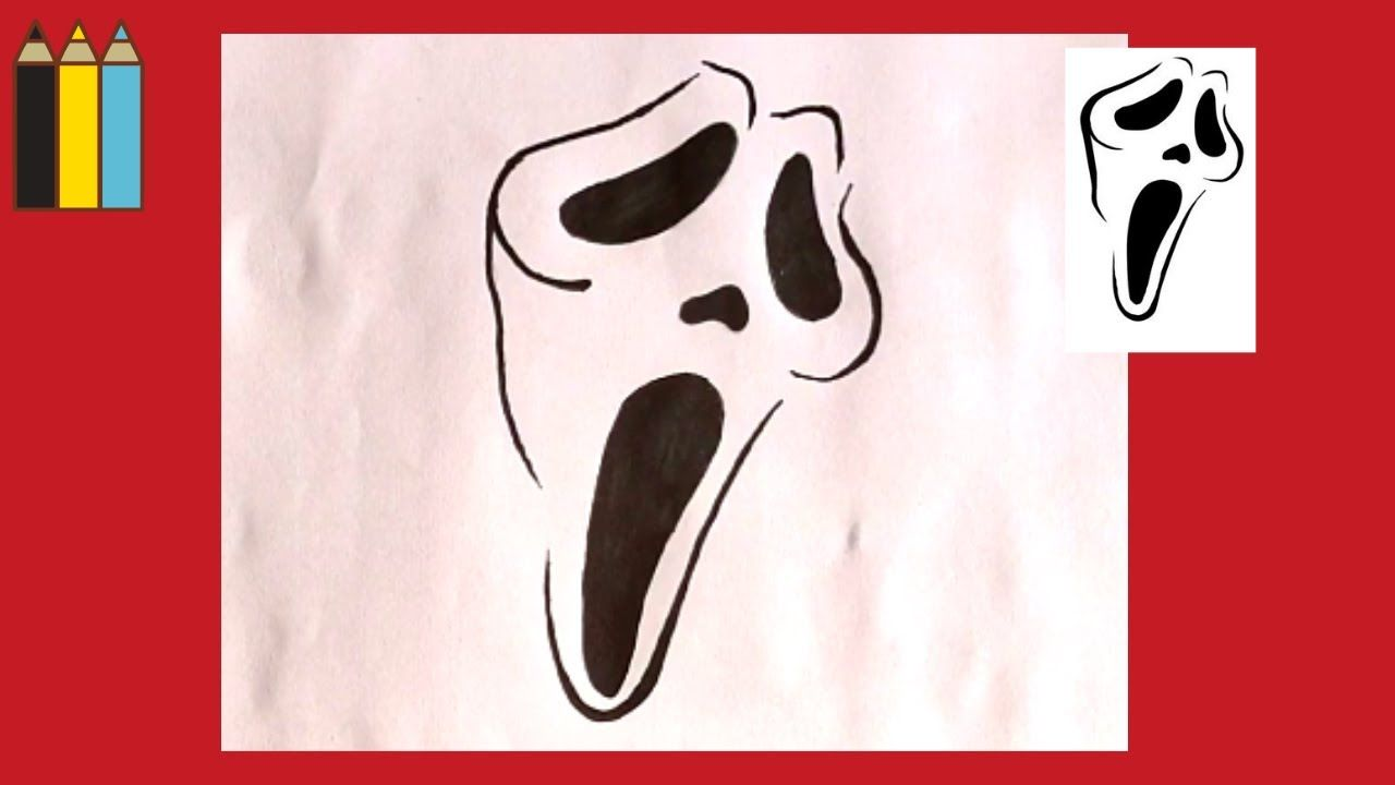How To Draw A Cute Ghost Step By Step 2 In 2020 Cute Ghost Drawings Easy Drawings