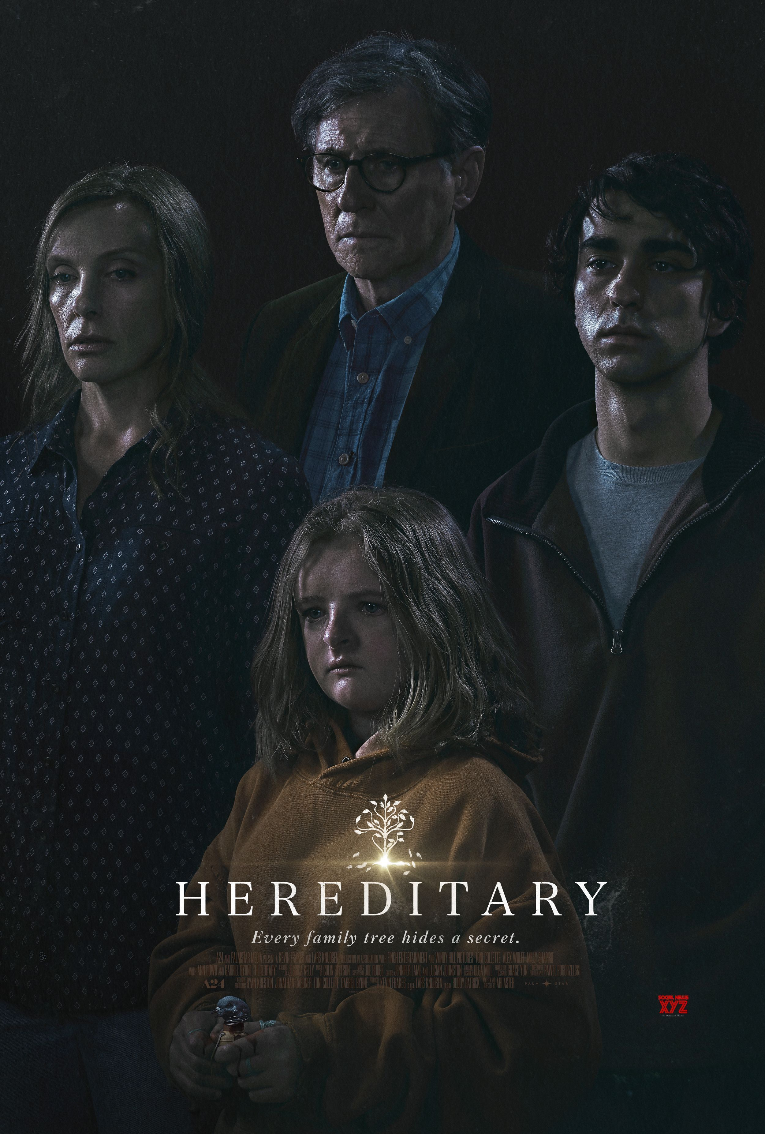 You Can't Choose Family: A Review of Hereditary (2018