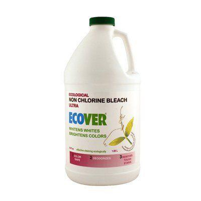 Ecover Liquid Non Chlorine Bleach 64 Oz By Ecover Chlorine