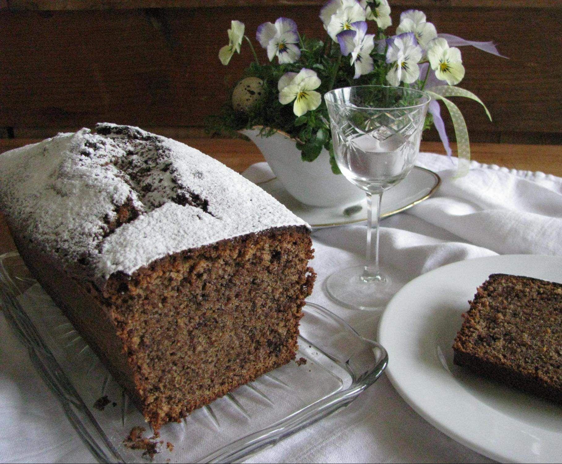 Schokoladen Nusskuchen Ruckzuck Rezept Schoko Nuss Kuchen Nusskuchen Kuchen