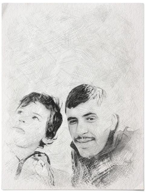 تحويل صورة لرسم يدوي في دقائق بدون برامج موقع تحويل الصور الى رسم باليد تحويل الصورة الى رسم ملون تحويل الصورة إلى رسم بقلم الرص Sketches Art Drawings