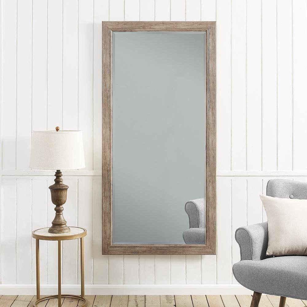 Farmhouse Mirrors & Rustic Mirrors Rustic floor mirrors