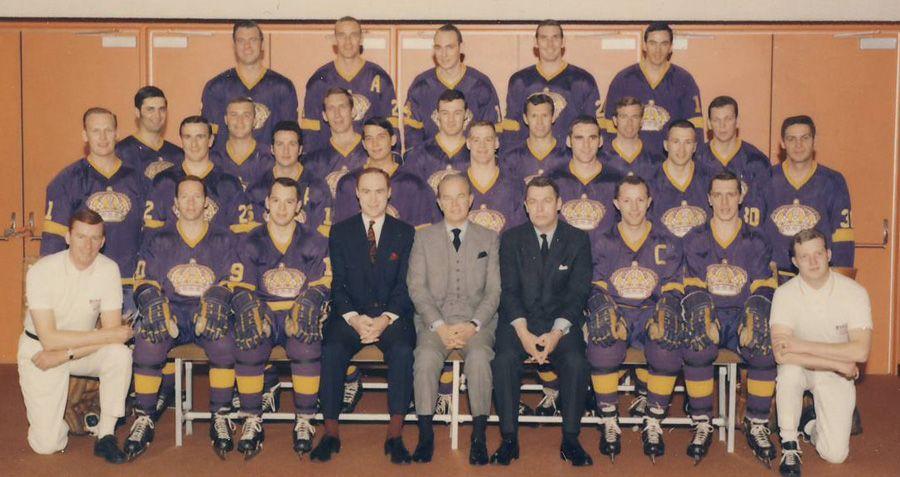 1967 68 Los Angeles Kings Hockey Pictures Los Angeles Kings Hockey Teams
