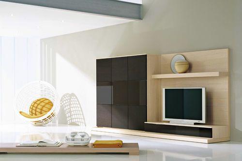 Pescarollo mobili ~ Contemporary wooden tv wall unit pro pescarollo industria